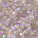 5328 Bicone (50) - 3mm Rose Water - Opal Shimmer 2x