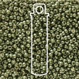 Miyuki Rocailles 11/0 - Dark Steel Green (5112)