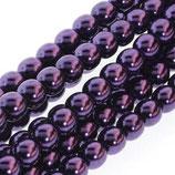 50 Stk. Purple 8mm
