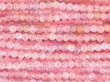 Mineralien·Perlen (1S) - Morganit - facettiert ~2.2mm (870879)