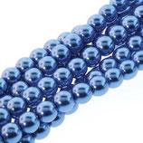 50 Stk. Persian Blue 8mm