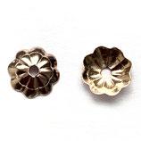 Perlenkappe 5x1mm (2 Stk.)