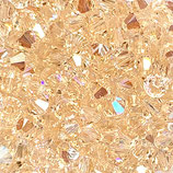 5328 Swarovski (50) - 4mm Silk - Shimmer
