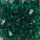50 Stk. Emerald 4mm
