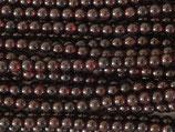 Mineralien·Perlen (1S) - Granat - glatt ~4.1mm