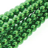 100 Stk. Xmas Green 6mm