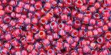 Toho Rocailles 11/0 - Inside·Color Lt - Sapphire/Hyacinth·Lined - (304)
