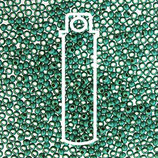 Metal Seed Beads 11/0 - Dark Green