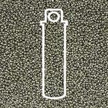 Nickel Plated (NI) - Röhrchen 7.8g - 15/0