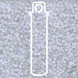 Miyuki Cube 1.8mm - Crystal Matte AB - 131FR