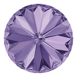 1 Stk. Crystal Violet Foiled 12mm
