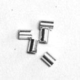 1 Stk. 925 Quetschröhrchen 2x1.5mm