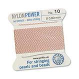 Nylon hellrosa - No. 10