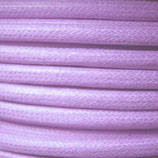 Baumwolle 0.7mm - gewachst Mauve