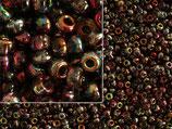 Miyuki Rocailles 11/0 - Crystal Magic - Wine (4573·B)