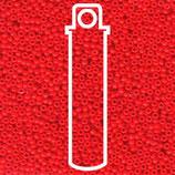 Miyuki Rocailles 11/0 - Vermillion Red (407)