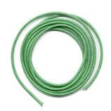 Baumwolle 1.0mm - gewachst Grün