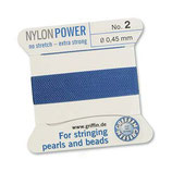Nylon blau - No. 2