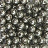 20 Stk. Grey 4mm