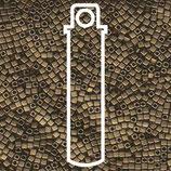 Miyuki Cube 1.8mm - Metallic Dark Bronze - Matte 2006
