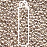 Miyuki Drops 3.4mm - Galvanized Silver - (181)