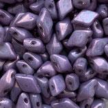 50 Stk. Opaque Alabaster Luminous Purple Chalk