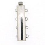 925 Steckverschluss (1) - 25x6mm (12788)
