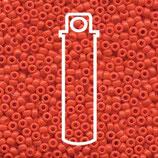 Miyuki Rocailles 8/0 - Vermillion Red (407)