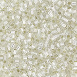 Crystal Silver Lined (0041) - 15/0 - 2.5g