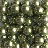 Light Green 8mm (10 Stk.)
