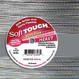Fädel·Draht (1Rk) - Soft·Touch heavy - (10/0.024/40/49)
