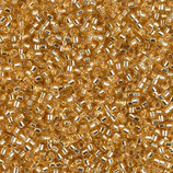 Gold Silver Lined (0042) - 15/0 - 2.5g