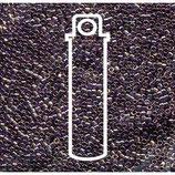 Miyuki Delicas 15/0 - Lavender Blue - Gold Luster (117)