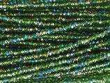 Mini Rondellen (1S) - 1.7x2.5mm - Nil Green 31970