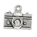 Deko Fotoapparat (2) - ~10x15mm (8138)