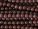 Mineralien·Perlen (1S) - Granat - glatt ~6.2mm