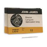 John James (25) - Grösse 11 (kurz)