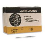 John James (25) - Grösse 10 (kurz)