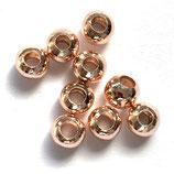 Perlen (2) - 4mm, rosé verg.