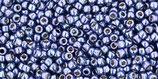 Toho Rocailles 15/0 - PermaFinish Metallic - Polaris  (PF567 †‡)