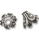 925 Perlenkappe (1) - 10mm