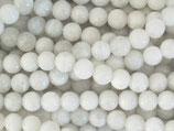 Mineralien·Perlen (1S) - Mondstein - glatt ~6.3mm