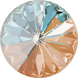 1122 Swarovski (1) - 14mm Peach - Delite
