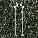 Miyuki Rocailles 11/0 - Black Moss (5107)