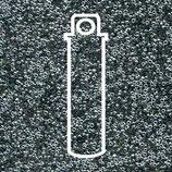 Charlotten 15/0 - Crystal Heliotrope - (29536)