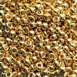 15/0 24kt Gold Plated (0191) - 5g