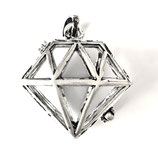 Anhänger zum Öffnen (1) - Diamant
