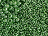 Miyuki Rocailles 15/0 - Opaque Luster - Jade Green (431)