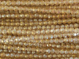 Fac. Rundperlen (1S) - 3mm Golden Shadow