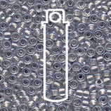 Miyuki Rocailles 6/0 - Inside Dyed - Pearlize Grey (4613)